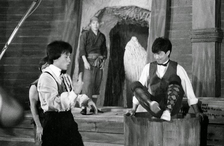 فيلم Project A 1983 مترجم