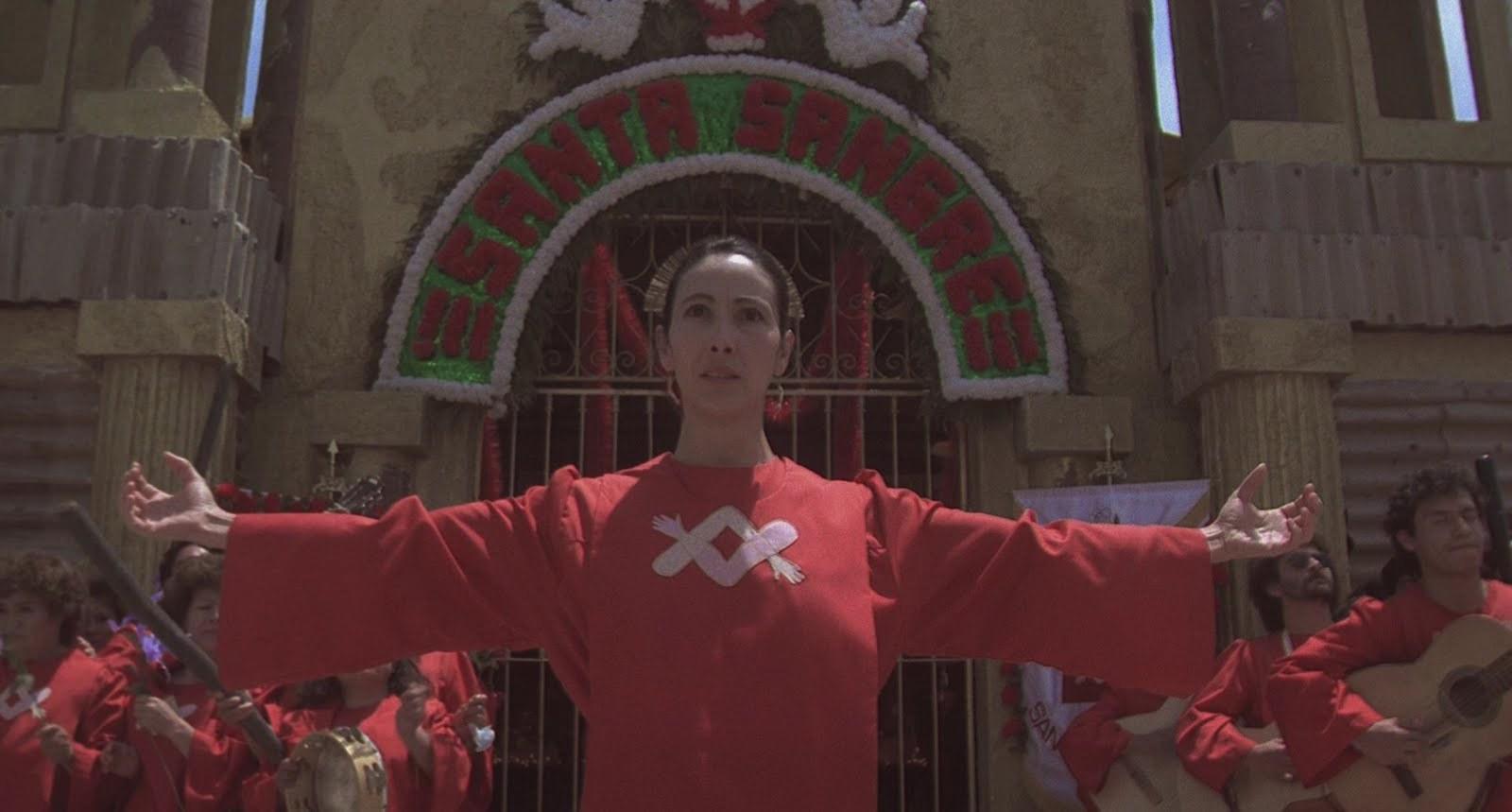 فيلم Santa Sangre 1989 مترجم (للكبار فقط)
