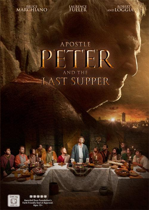 فيلم Apostle Peter And The Last Supper 2012 مترجم