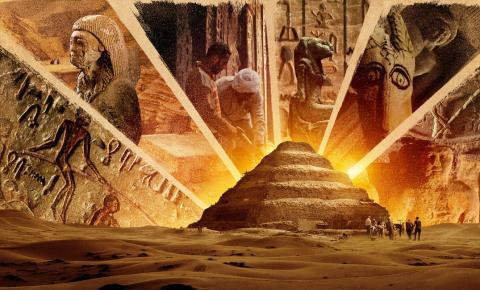 مشاهدة فيلم Secrets of the Saqqara Tomb (2020) مترجم HD اون لاين
