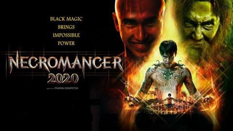 مشاهدة فيلم Necromancer (2020) مترجم HD اون لاين