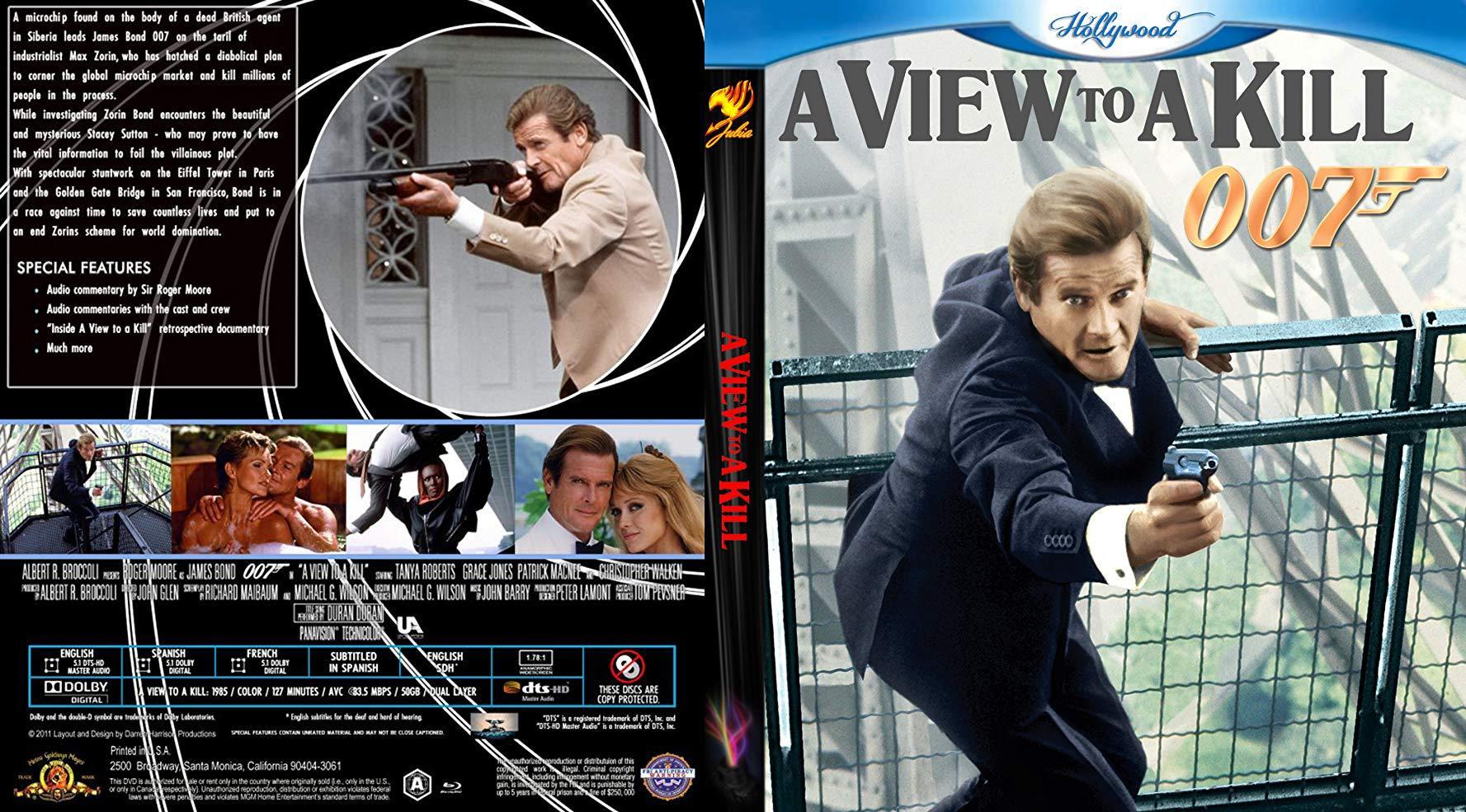 فيلم A View To A Kill 1985 مترجم
