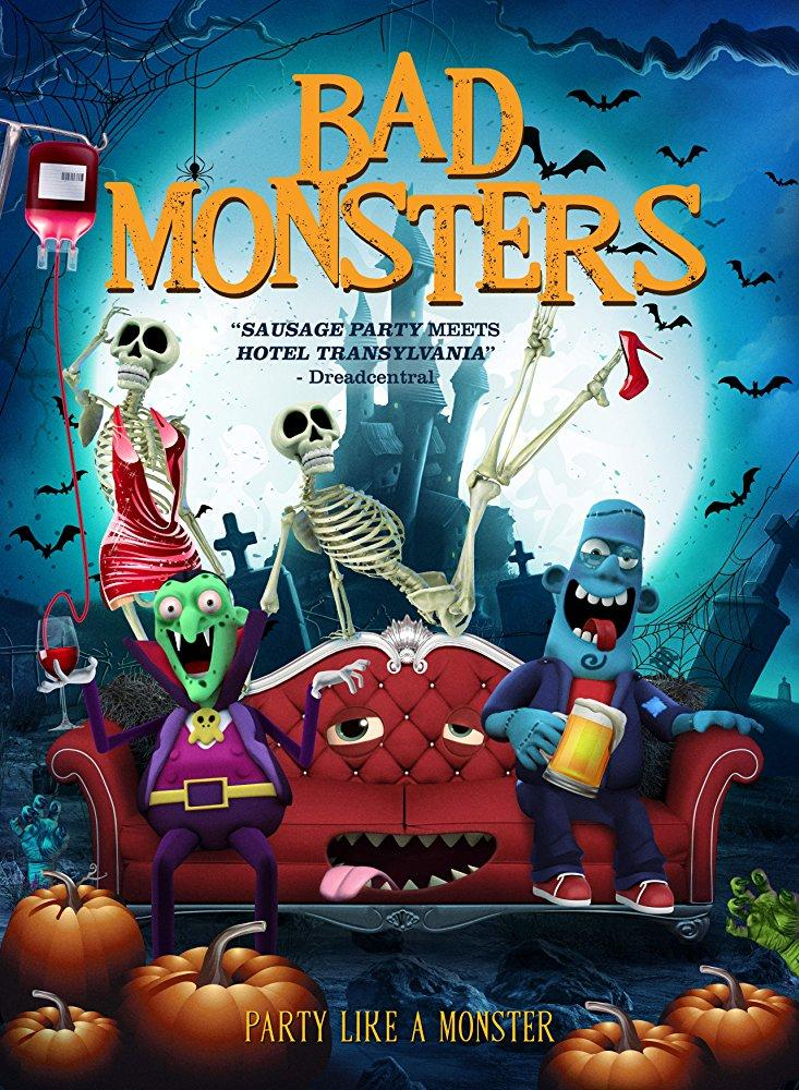فيلم Bad Monsters 2017 مترجم