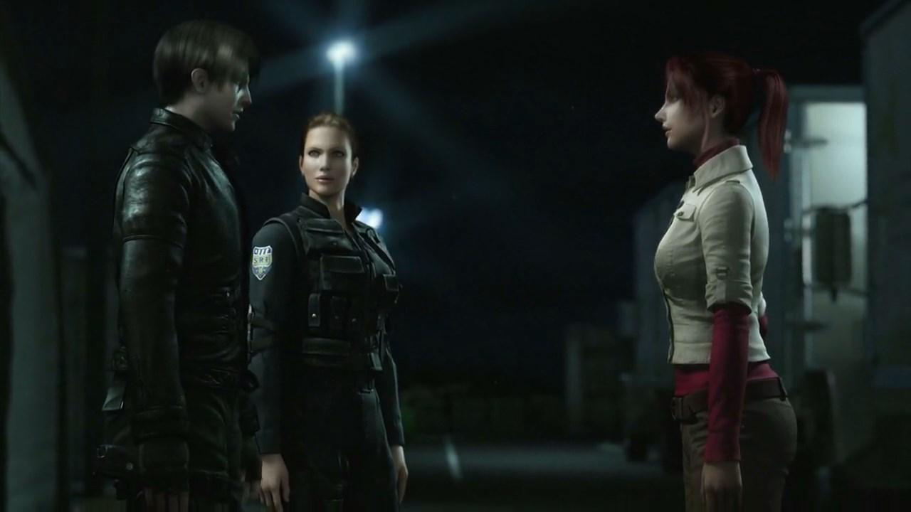 فيلم Resident Evil Degeneration 2008 مترجم