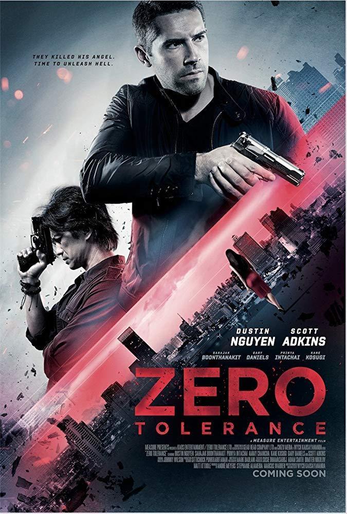 فيلم Zero Tolerance 2015 مترجم