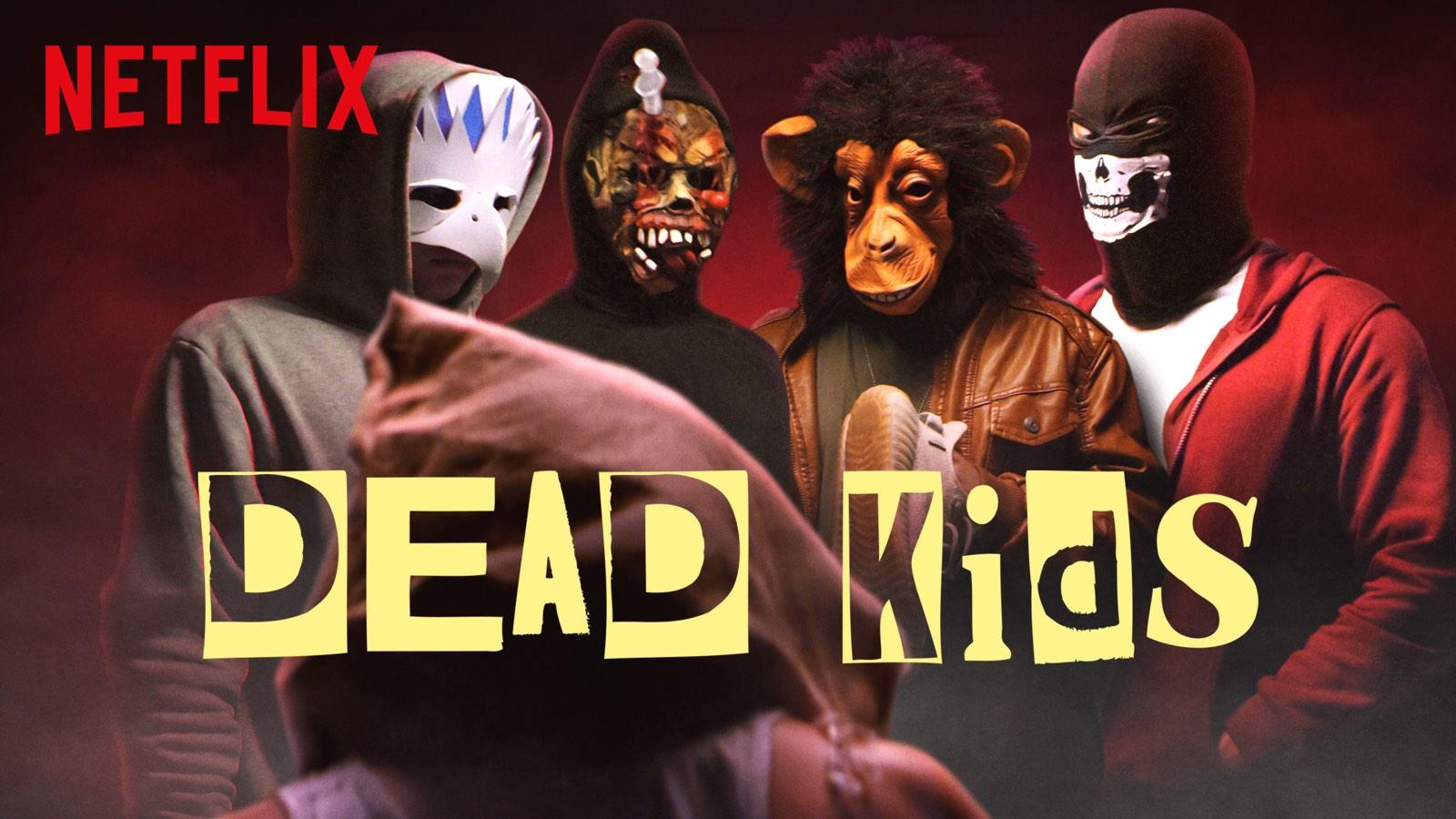 مشاهدة فيلم Dead Kids (2019) مترجم HD اون لاين