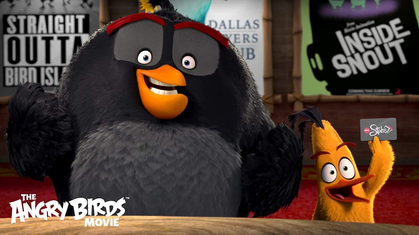فيلم Angry Birds 2016 مترجم