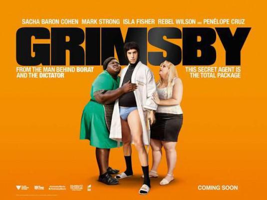فيلم The Brothers Grimsby 2016 مترجم