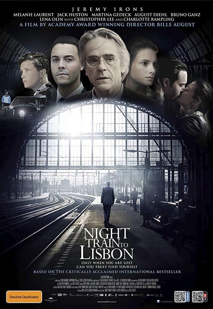 فيلم Night Train To Lisbon 2013 مترجم