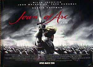فيلم The Messenger The Story of Joan of Arc 1999 مترجم