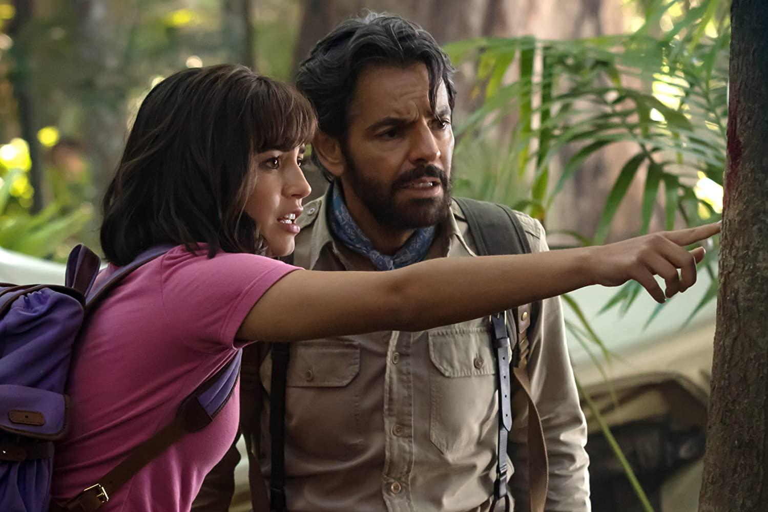 مشاهدة فيلم Dora and the Lost City of Gold (2019) مترجم HD اون لاين