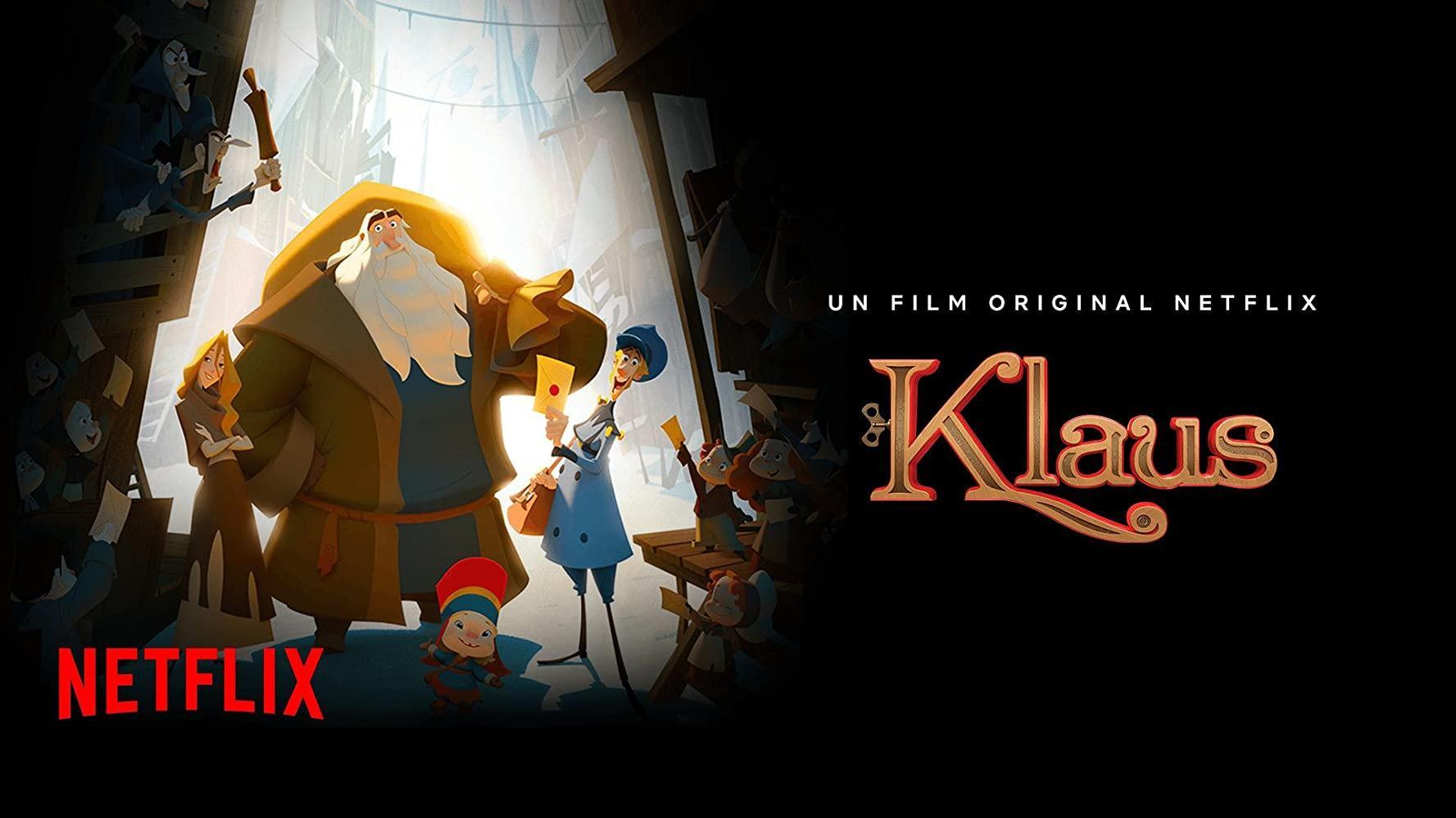 مشاهدة فيلم Klaus (2019) مترجم HD اون لاين