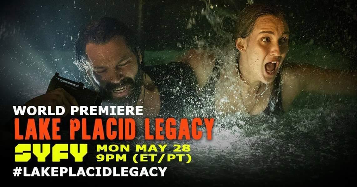فيلم Lake Placid Legacy 2018 مترجم