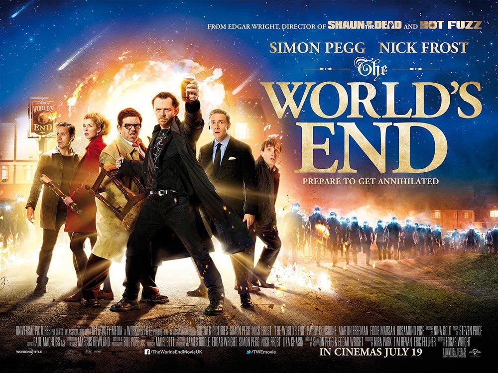فيلم The Worlds End 2013 مترجم