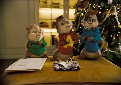 فيلم Alvin And The Chipmunks 2007 مترجم