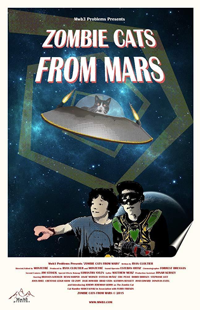 فيلم Zombie Cats from Mars 2015 مترجم