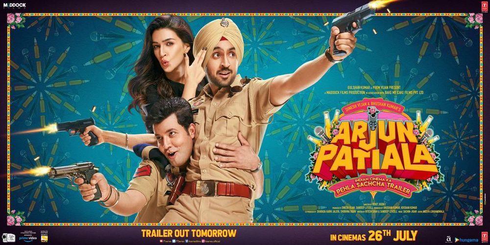 مشاهدة فيلم Arjun Patiala (2019) مترجم HD اون لاين