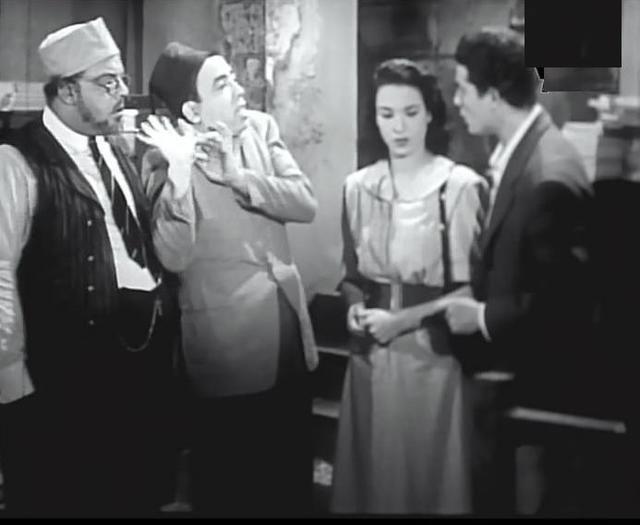 فيلم عفريت عم عبده 1953 HD DVD اون لاين