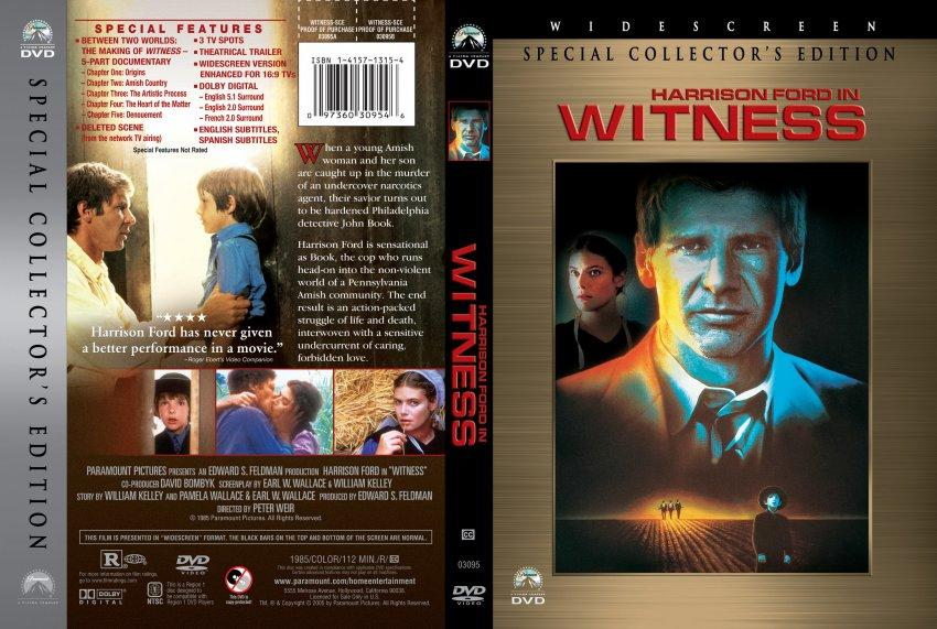 فيلم Witness 1985 مترجم