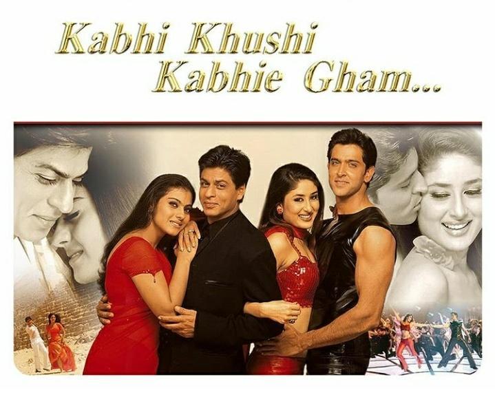 فيلم Kabhi Khushi Kabhie Gham 2001 مترجم