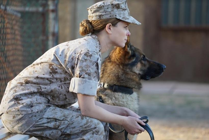 فيلم Megan Leavey 2017 مترجم