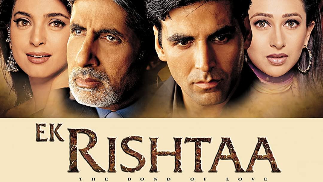 مشاهدة فيلم Ek Rishtaa (2001) مترجم HD اون لاين