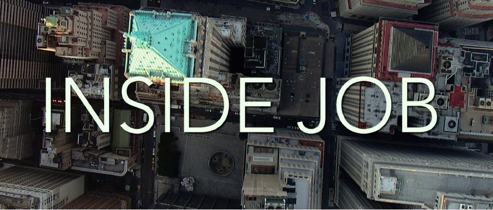 فيلم Inside Job 2010 مترجم