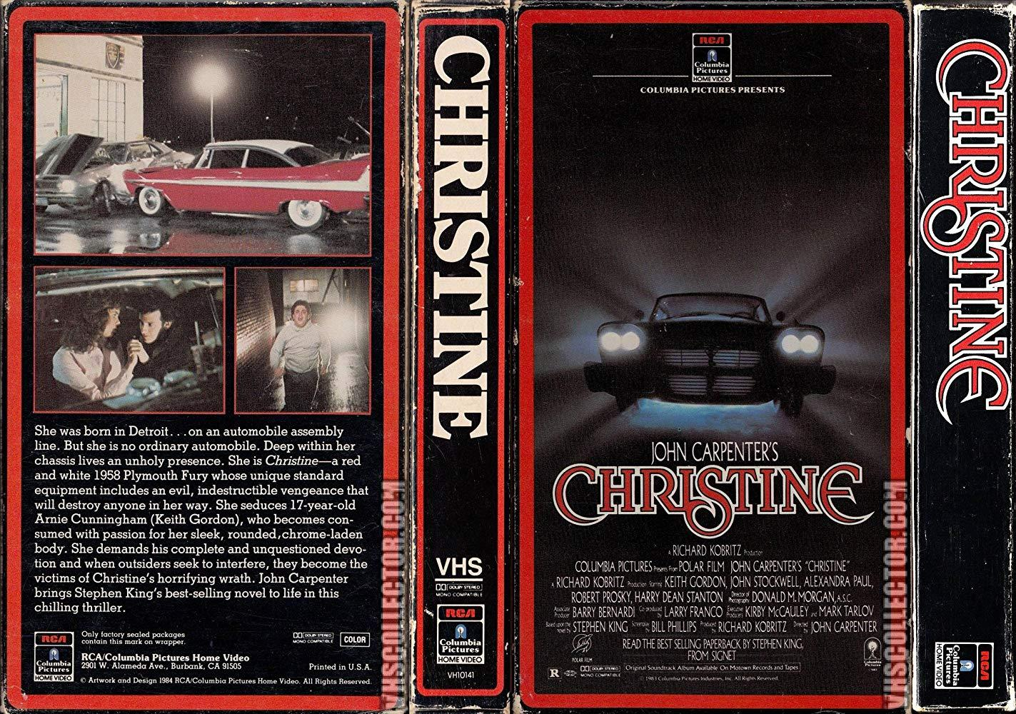 فيلم Christine 1983 مترجم