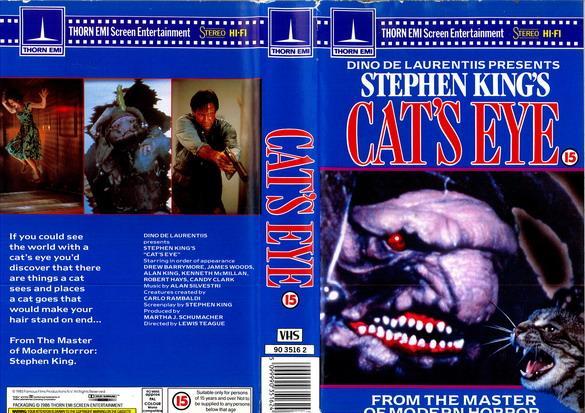 فيلم Cats Eye 1985 مترجم