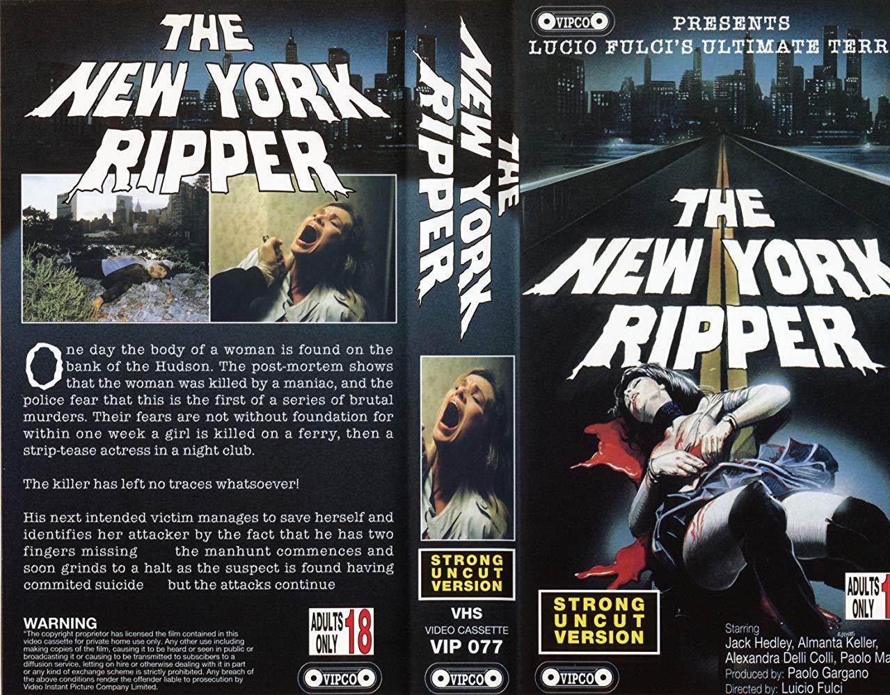 فيلم The New York Ripper 1982 مترجم