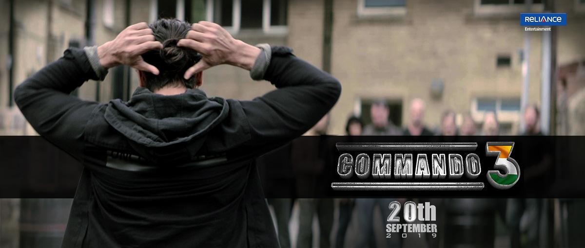 مشاهدة فيلم Commando 3 (2019) مترجم HD اون لاين