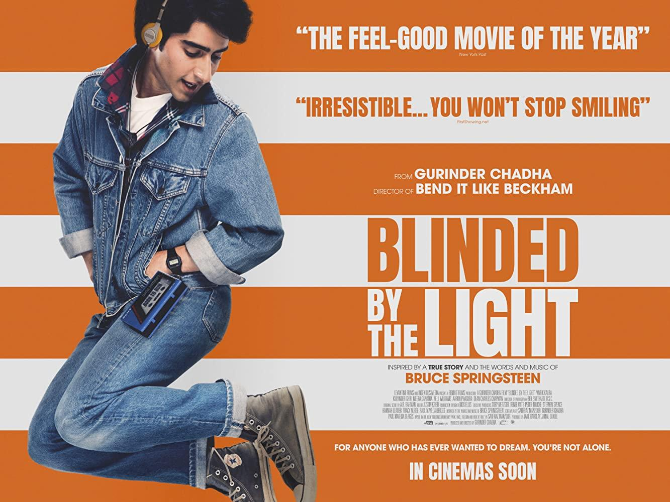 مشاهدة فيلم Blinded by the Light (2019) مترجم HD اون لاين
