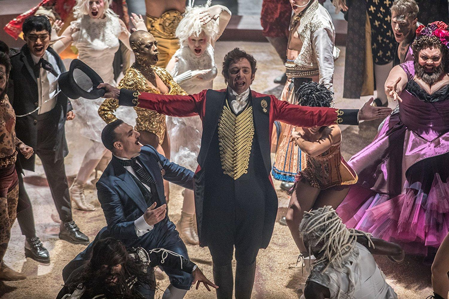فيلم The Greatest Showman 2017 مترجم
