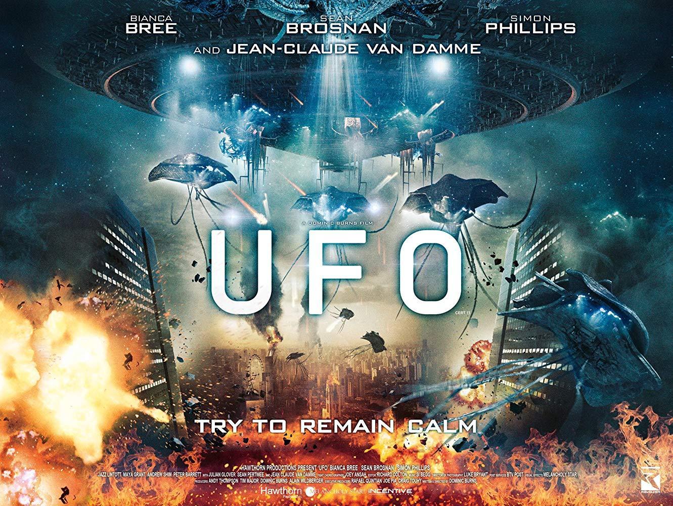 فيلم Alien Uprising 2012 مترجم