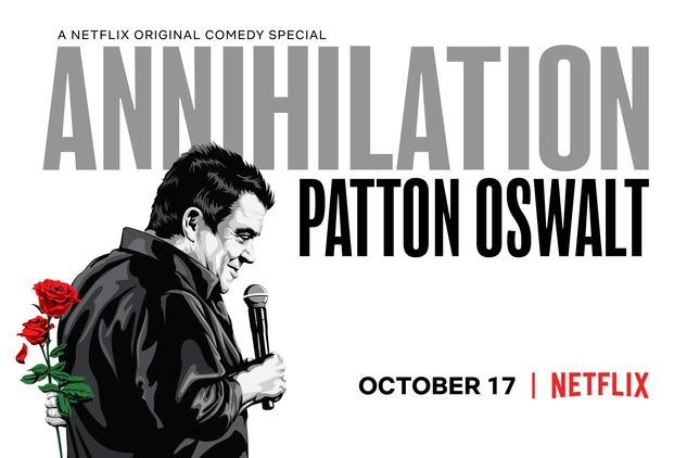 فيلم Patton Oswalt Annihilation 2017 مترجم