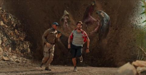 مشاهدة فيلم Tremors Shrieker Island (2020) مترجم HD اون لاين