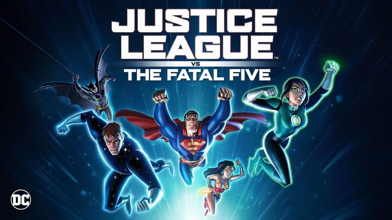 مشاهدة فيلم Justice League vs the Fatal Five (2019) مترجم HD اون لاين