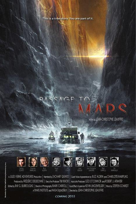 فيلم Passage to Mars 2016 مترجم