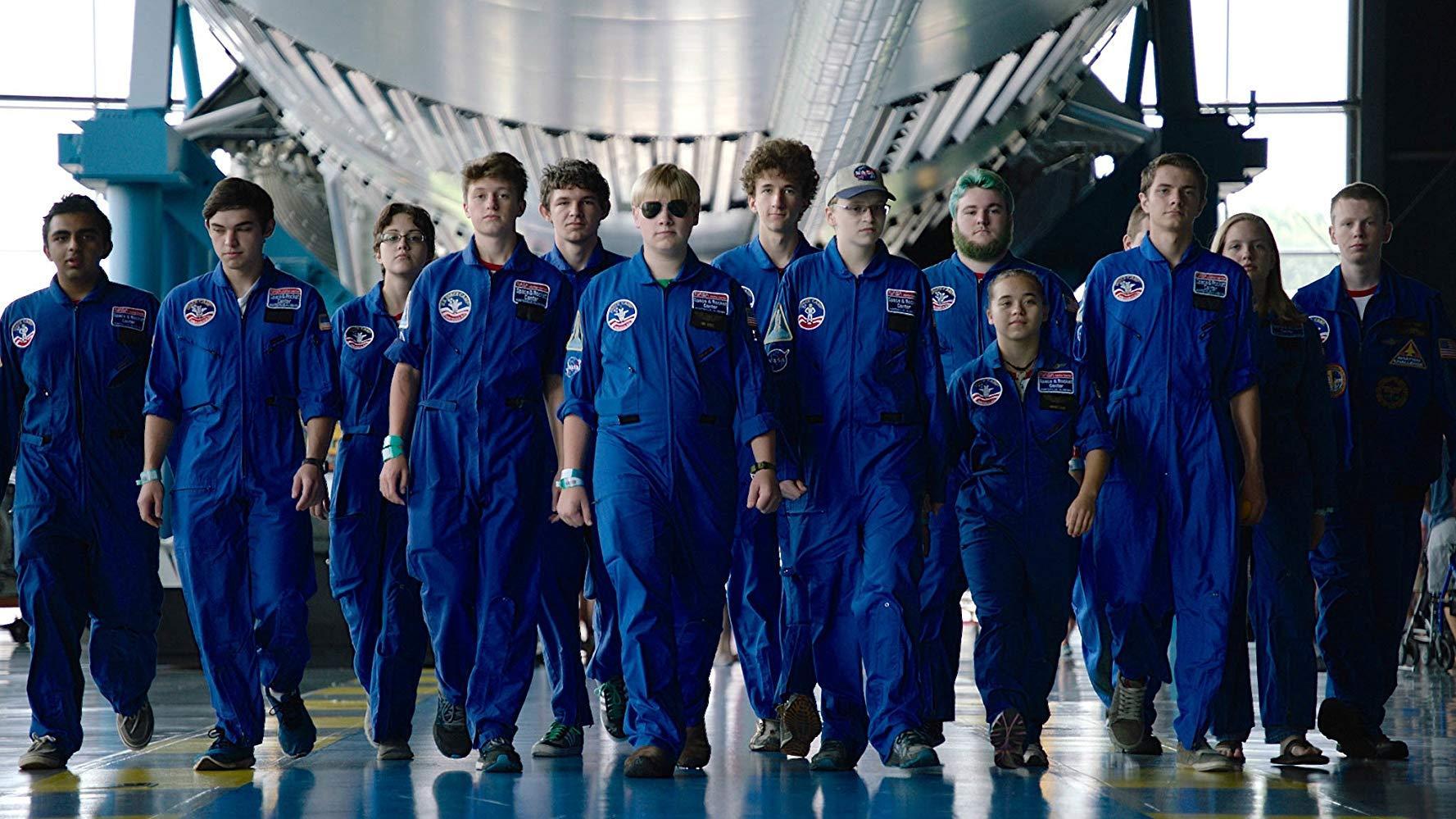 فيلم The Mars Generation 2017 مترجم