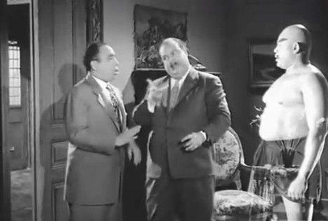 فيلم اسماعيل يس في الفانوس السحري 1960 HD DVD اون لاين