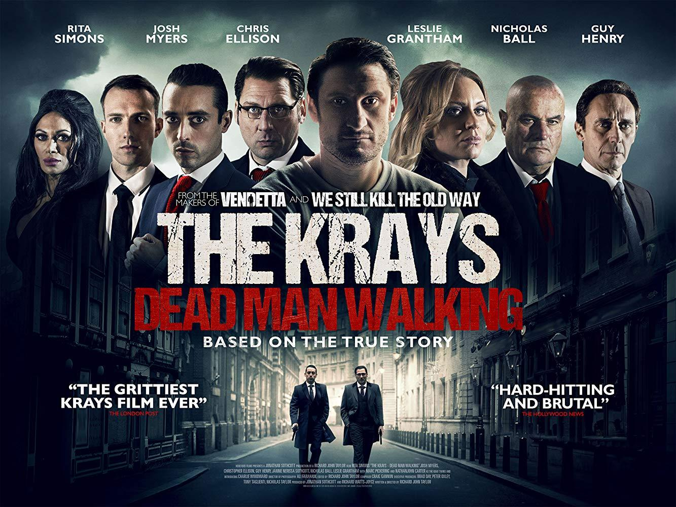 فيلم The Krays Dead Man Walking 2018 مترجم