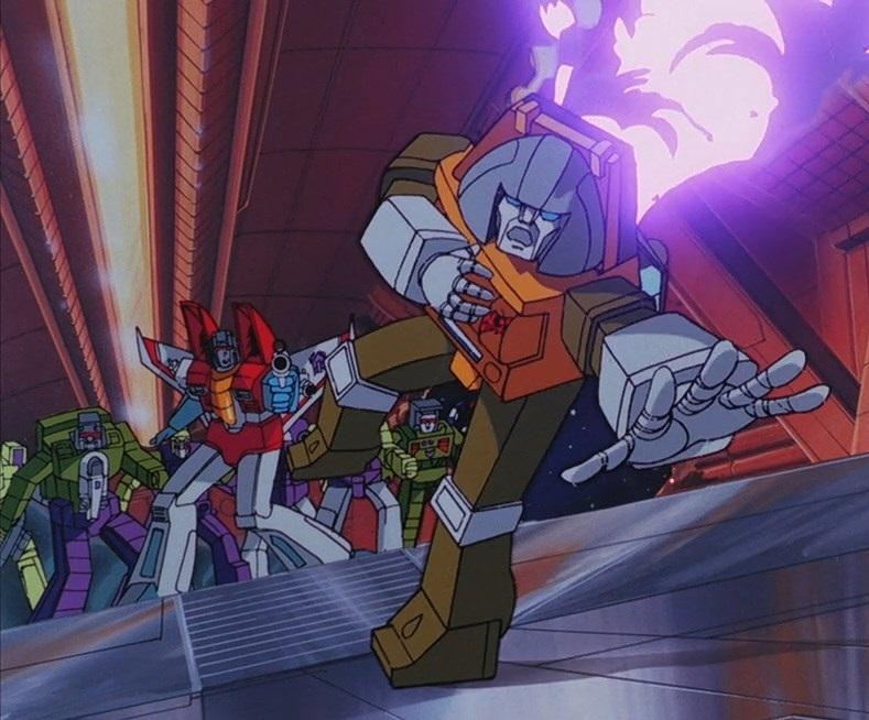 فيلم The Transformers The Movie 1986 مترجم