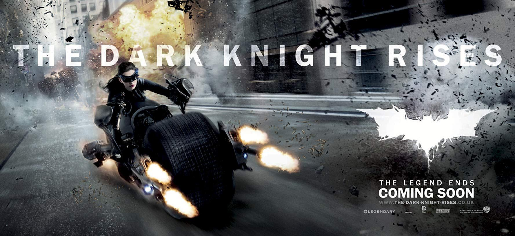 فيلم The Dark Knight Rises 2012 مترجم