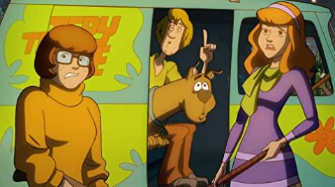 مشاهدة فيلم Happy Halloween Scooby Doo (2020) مترجم HD اون لاين