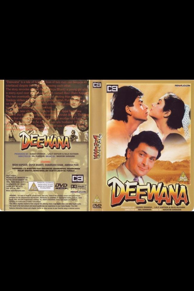 فيلم Deewana 1992 مترجم