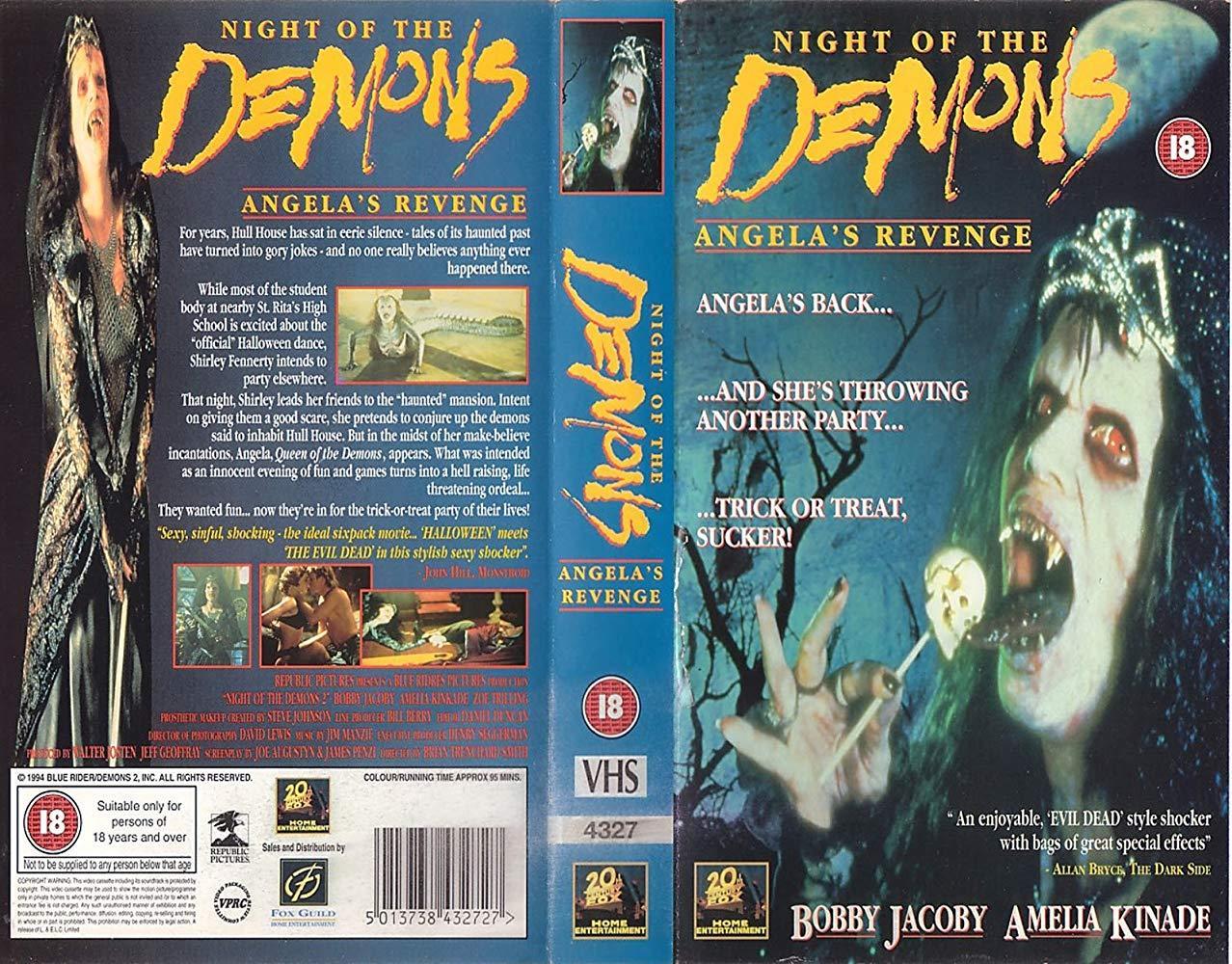 فيلم Night of the Demons 2 1994 مترجم (للكبار فقط)