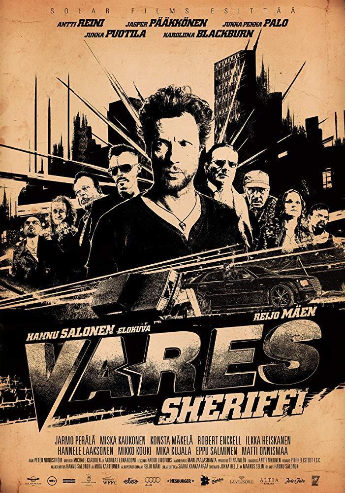 فيلم Vare The Sheriff 2015 مترجم