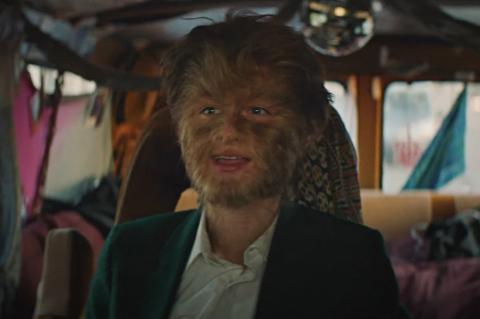 مشاهدة فيلم The True Adventures of Wolfboy (2020) مترجم HD اون لاين