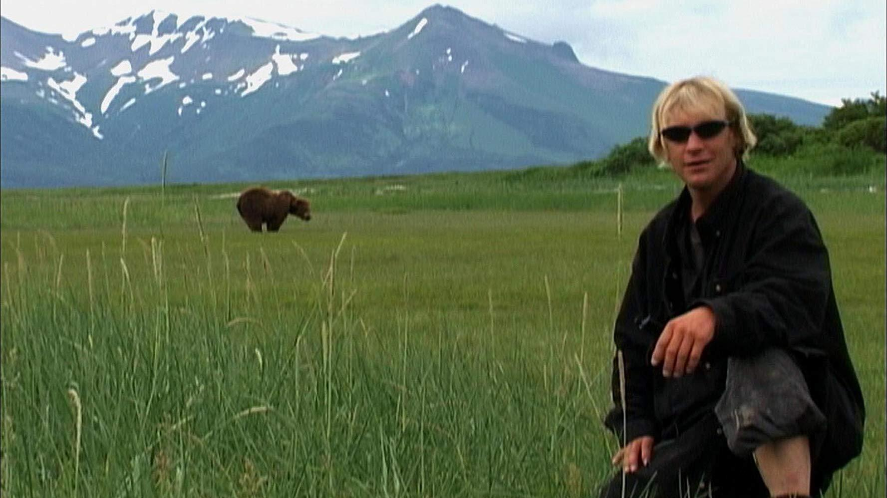 فيلم Grizzly Man 2005 مترجم