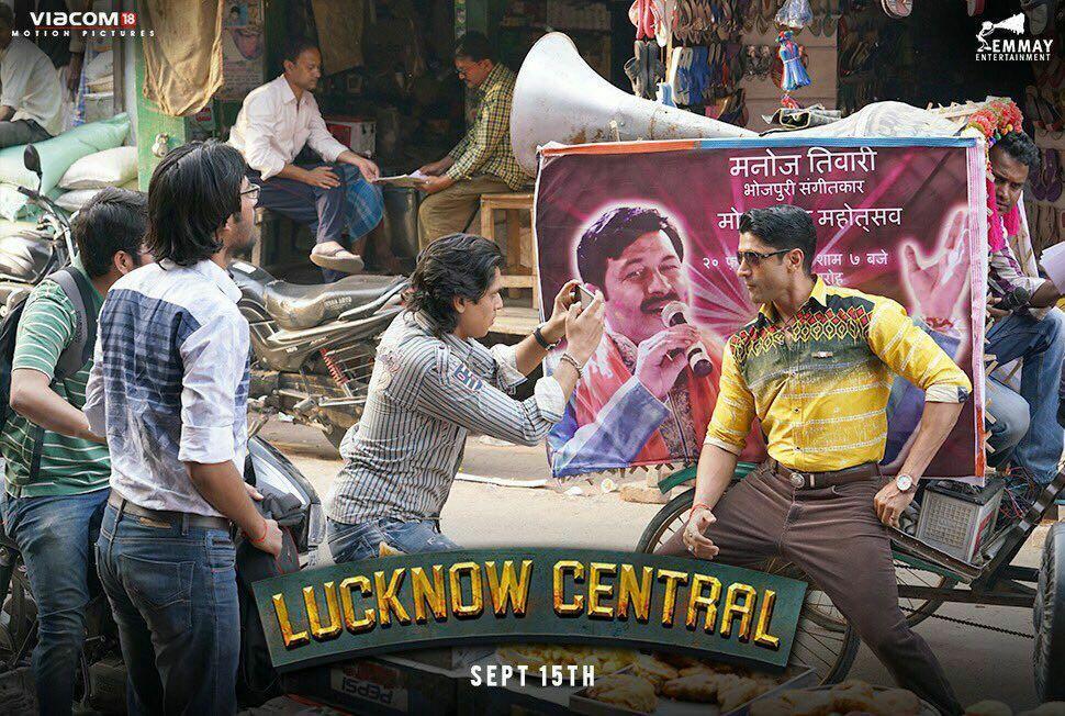 فيلم Lucknow Central 2017 مترجم